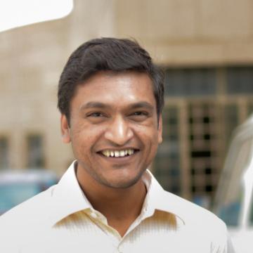 ASHISH BHARTI, 36, New Delhi, India
