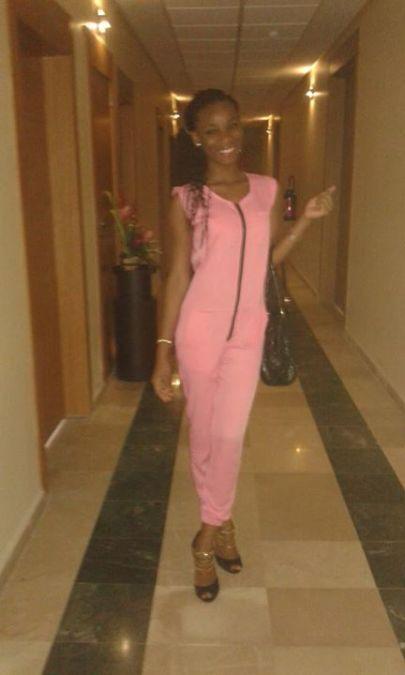 Roxane, 25, Abidjan, Cote D'Ivoire