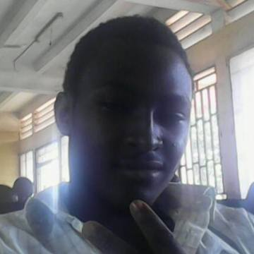 diallo, 25, Conakry, Guinea