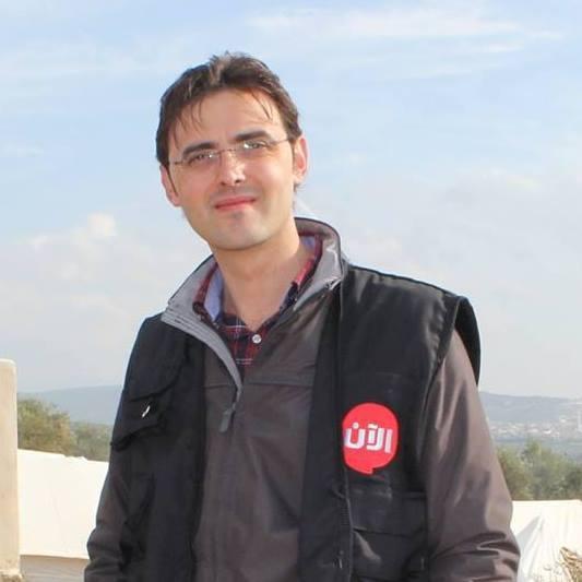 Yaman Syrian, 37, Dubai, United Arab Emirates