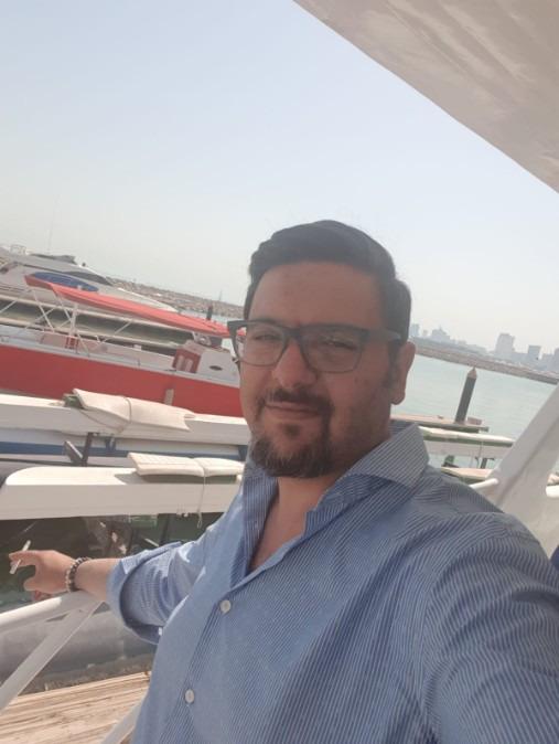 Mohammad jaber, 40, Kuwait City, Kuwait