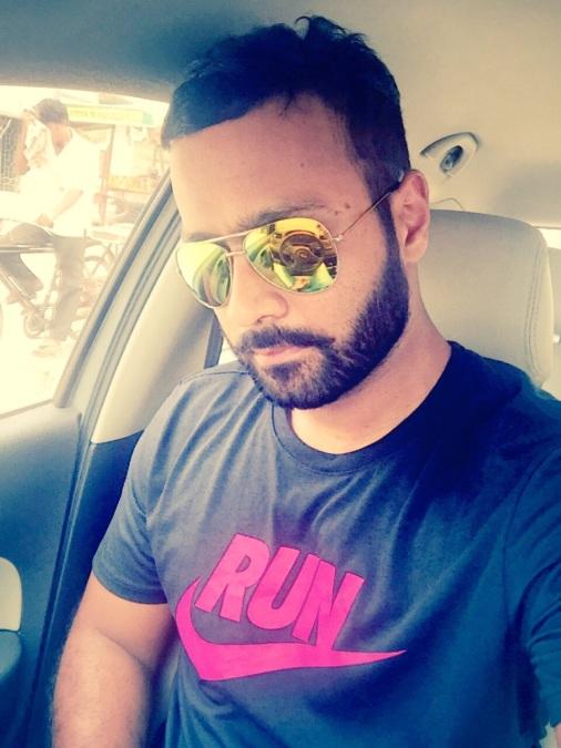 Karan Kharwal, 33, Chandigarh, India