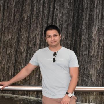 Arsal Shani, 27, Deira, United Arab Emirates