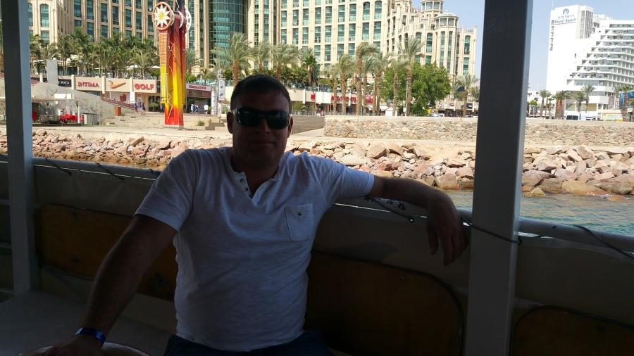максим, 42, Tel Aviv, Israel