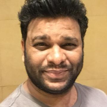 Vinod Kumar, 36, Hyderabad, India