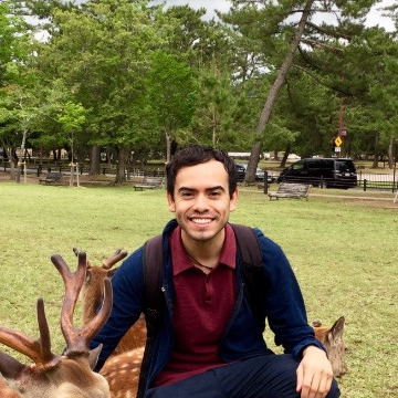 Alfredo Alvarez, 28, Guanajuato, Mexico