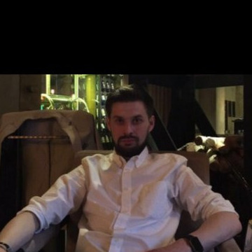 Vadim Khaliullin, 31, Almaty, Kazakhstan