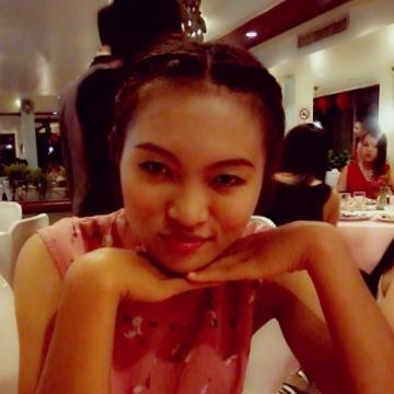 Pimpika Leejang, 24, Chiang Khong, Thailand