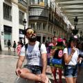 Mohamed Salah Awwad, 36, Cairo, Egypt