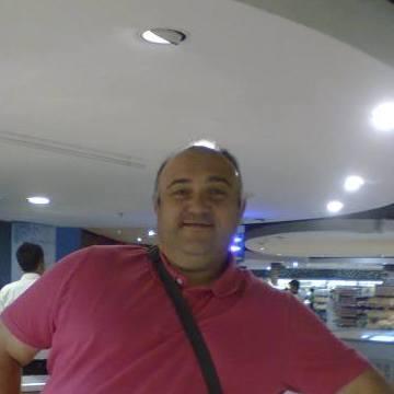 Massimo Finessi, 51, Mersin, Turkey