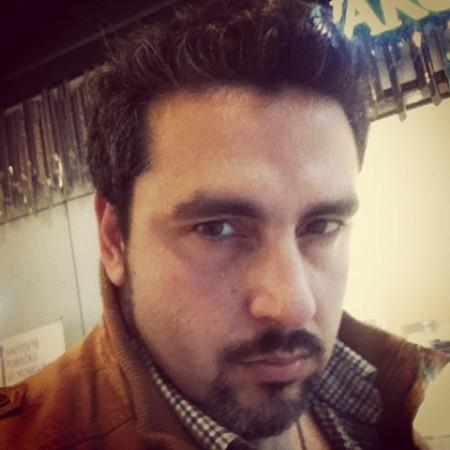 George KKorfias, 38, Rodos, Greece