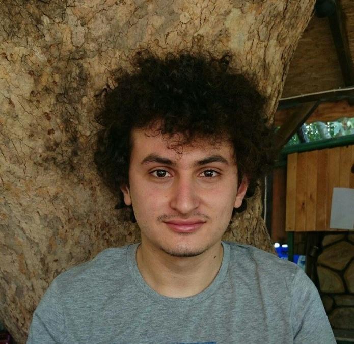 Deniz, 26, Antalya, Turkey