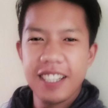 Jonathan Gallego, 29, Baguio City, Philippines