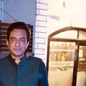 Kumar, 49, Bangalore, India