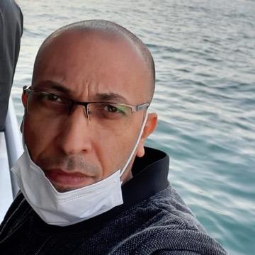 Ghaith, 39, Istanbul, Turkey