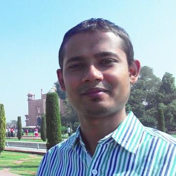 Atanu Bagchi, 34, Gurgaon, India