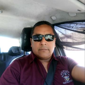 Javier Navarrete, 47, Tacna, Peru