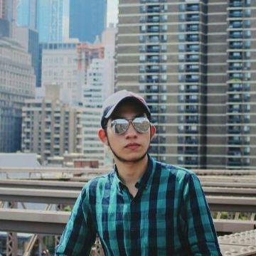 Alex Rodríguez, 22, San Miguel, El Salvador