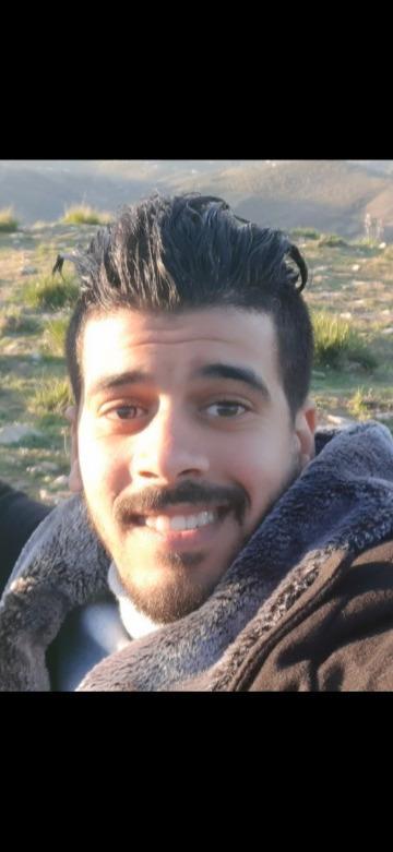 Oussama Atmane, 28, Bouira, Algeria