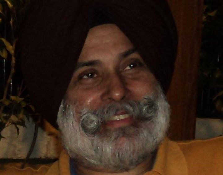 Bawa, 62, New Delhi, India