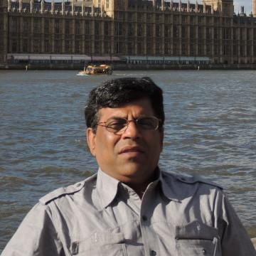 M R Nazar, 49, Karachi, Pakistan