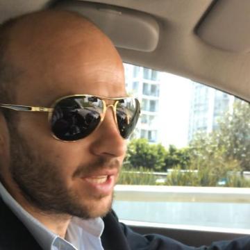 Bolivar Lozano, 37, Monterrey, Mexico