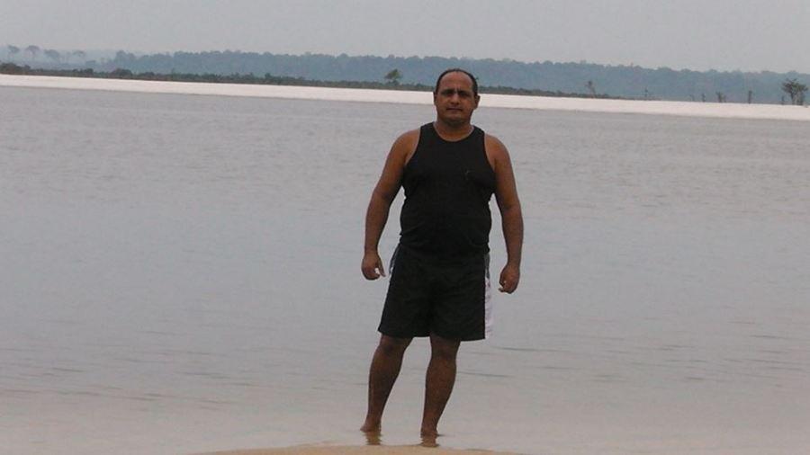 Paulo Roberto Bindá da Co, 51, Manaus, Brazil