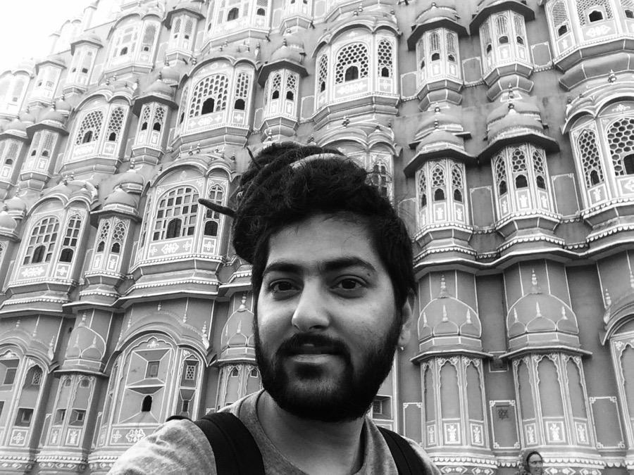 Nits, 27, Jaipur, India