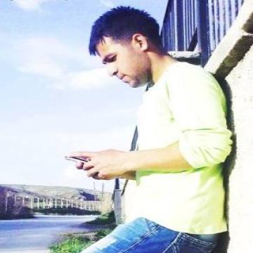 Mehmet Özen, 25, Ankara, Turkey