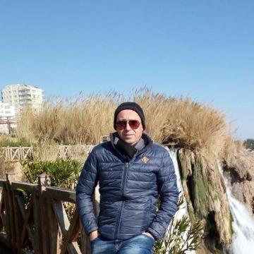 Deniz Yuksel, 47, Antalya, Turkey