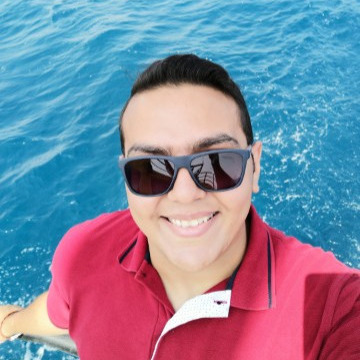 Aziz madhoun, 24, Cairo, Egypt