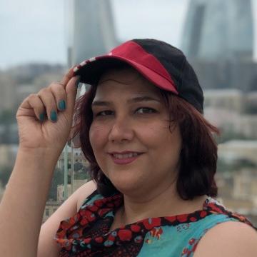 Maryam, 40, Baku, Azerbaijan