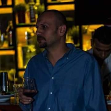Mazen M., 43, Cairo, Egypt