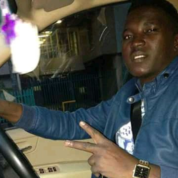 Youngsam David, 39, Nairobi, Kenya