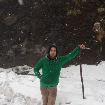 Shubham Dabral, 32, New Delhi, India