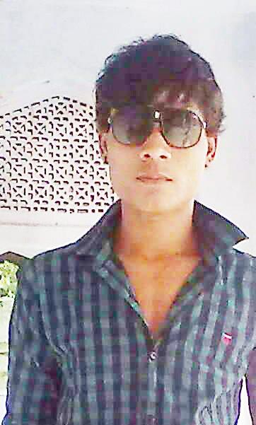 Khushal Karn, 25, Jaipur, India