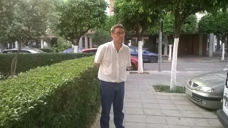 Paco, 55, Seville, Spain