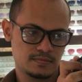 Ala Ebrahim, 33, Aden, Yemen