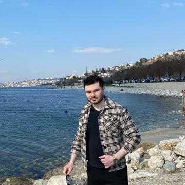 ALI, 35, Istanbul, Turkey