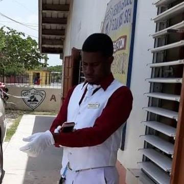 Donald Dan Dan Forbes, 21, Old Harbour, Jamaica
