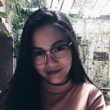 Jasmine Tan, 20, George Town, Malaysia