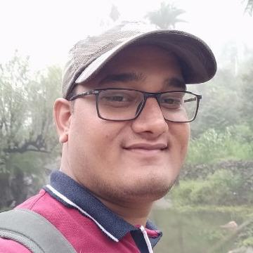 Shirish Jadav, 29, Ahmedabad, India
