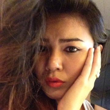 Amjira Chanji, 27, Bangkok, Thailand