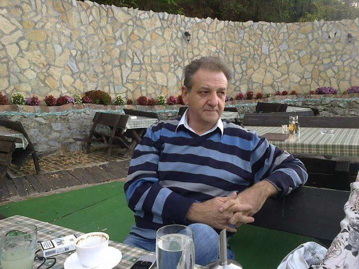 Djordje Katanic, 61, Belgrade, Serbia