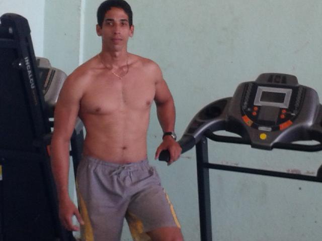 Dario, 35, Havana, Cuba