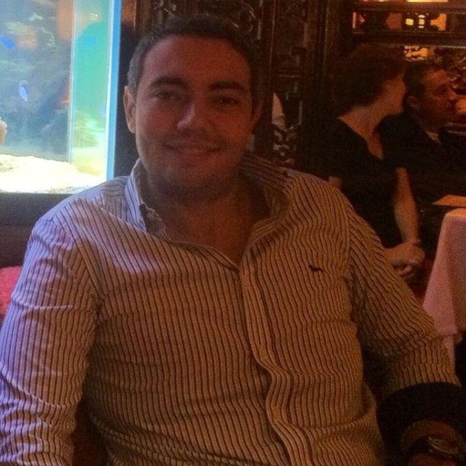 Hany, 39, Cairo, Egypt