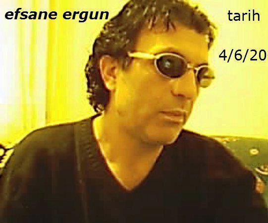 Ergun Salgata, 50, Istanbul, Turkey
