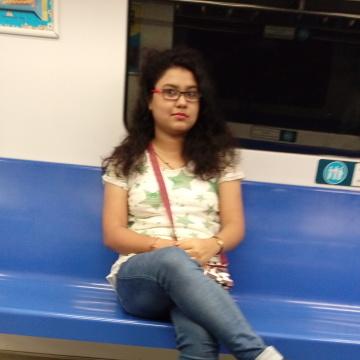 Santasree, 25, Chennai, India