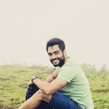 Akshay Veer, 32, Roorkee, India