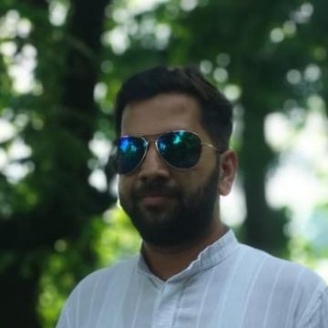 Ullash Agarwal, 31, Siliguri, India